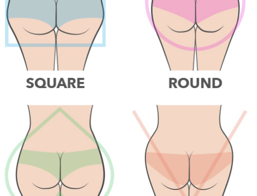 Which buttocks shapes are problematic ?