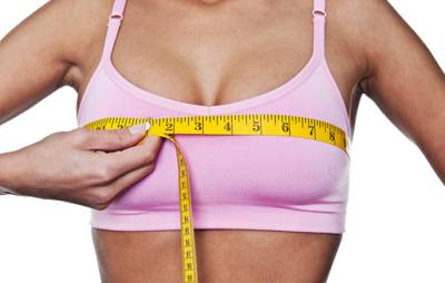 Breast reduction women