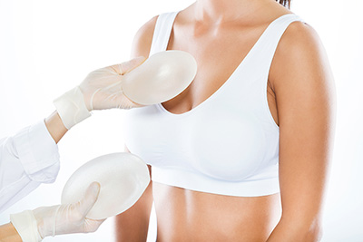 breast implant size