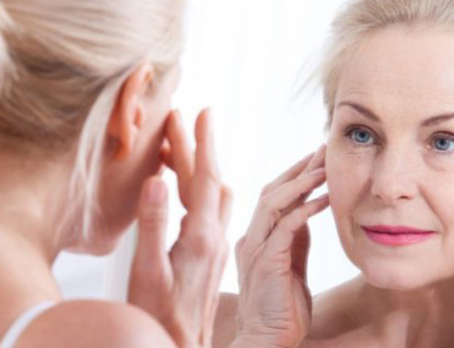 What causes wrinkles to form and worsen