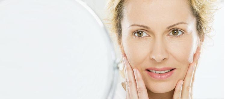 Facial areas that betray your age
