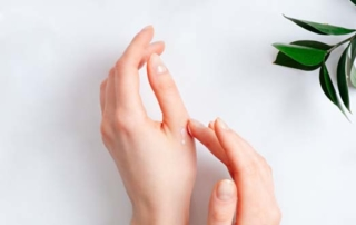 Caring for your hands with simple tips