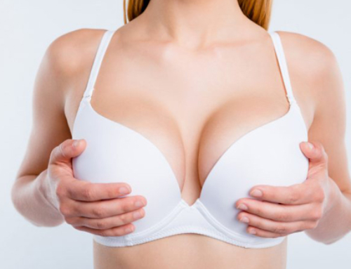 Treating hypertrophied breast and breast ptosis