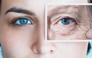 preventive skin care against wrinkles