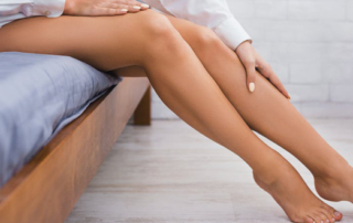 Improving calf contours with cosmetic surgery TUNISIA