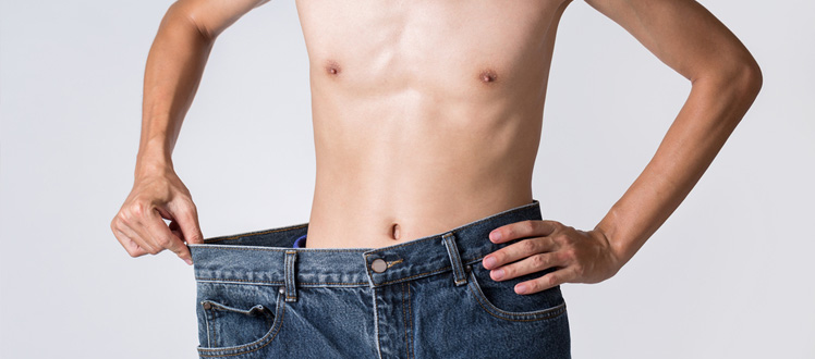 Do men lose weight faster than women