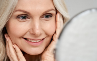 Cosmetic treatments to alleviate wrinkles